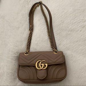 Gucci marmont mini handbag
